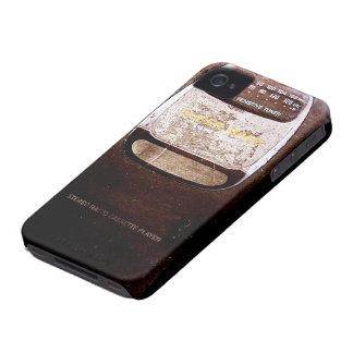 Walkman do vintage capa para iPhone 4 Case-Mate