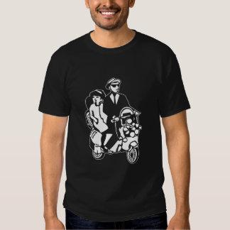 Walt Jabsco & batida de Betty em uma obscuridade Camisetas