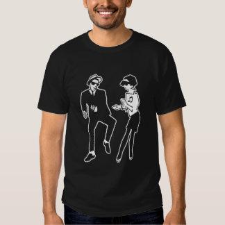 Walt Jabsco & batida de Betty T-shirts