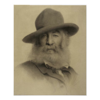 Walt Whitman: O bom poeta cinzento Pôster