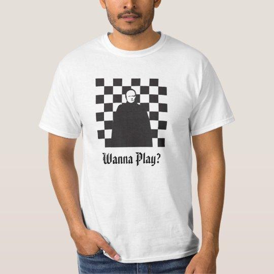 Wanna Play? Camiseta