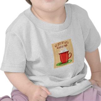 Warm Up com elogio do feriado Camiseta