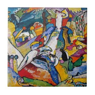 Wassily Kandinsky - arte abstracta da composição