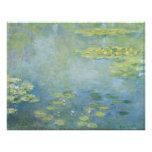 Waterlilies por Claude Monet Impressão De Foto