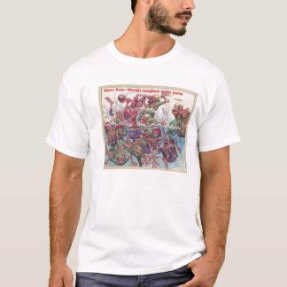 waterpolo do divertimento camiseta