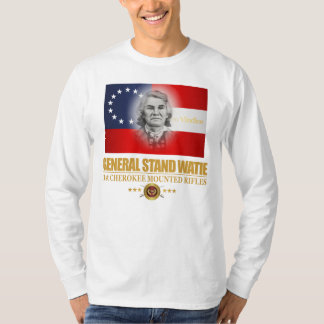 Watie (patriota do sul) camiseta