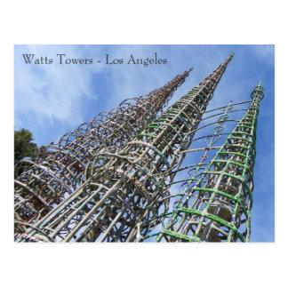 Watts do cartão das torres!