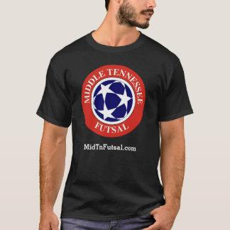 Web T do Médio-TN Futsal Camiseta