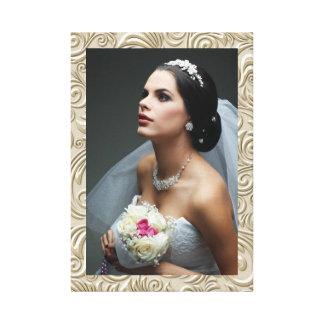 Wedding/alguma fotografia - impressão das canvas -