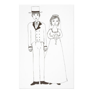 Wedding de Jane Austen Papelaria Personalizada