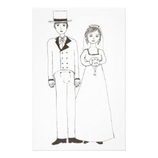 Wedding de Jane Austen Papelaria