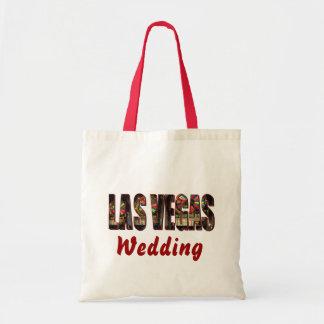 Wedding de Las Vegas Bolsa Para Compras