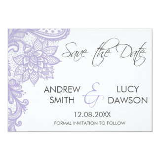 Wedding economias o cartão de data, ata o cartão