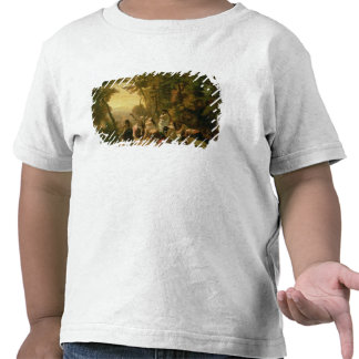Weeping da filha de Jephthah, 1846 T-shirt