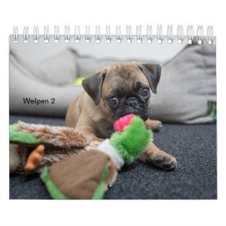 Welpen-2 como calendários