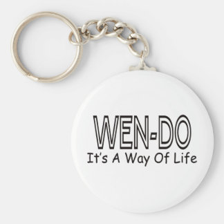 Wen-Faz é um modo de vida Chaveiro