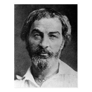 ❝What que de Walt Whitman você expressa em suas Cartão Postal