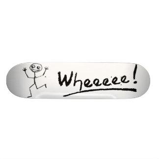 Wheeeee! Skate