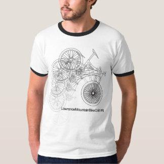 Wheelie dianteiro de LMBC Camiseta