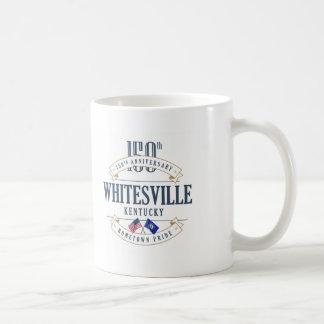 Whitesville, caneca do aniversário de Kentucky