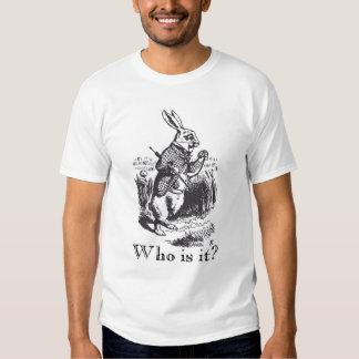 Who' s That Rabbit? Camisetas