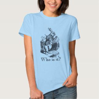 Who' s That Rabbit Tshirts