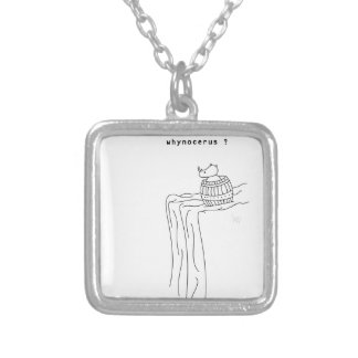 whynocerus cachoeira colar personalizado