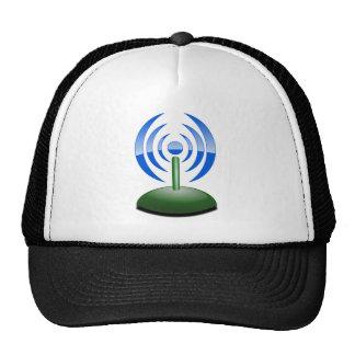 Wifi Logotipo Bonés