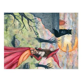 Wiggles e o cartão da bruxa