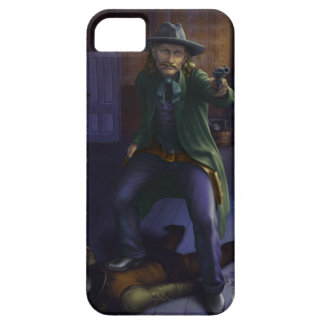 Wild Bill Hickok Capa Barely There Para iPhone 5