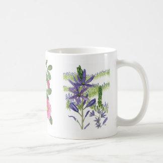 Wildflowers 1 caneca de café