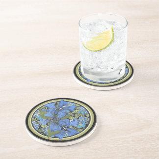Wildflowers bonito do miosótis dos azul-céu porta copo para bebidas