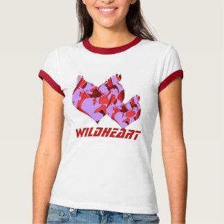 Wildheart, no malva t-shirt