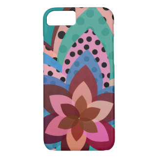 Wildness floral capa iPhone 7