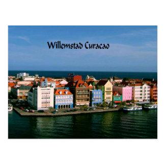 Willemstad Curaçau Cartão Postal