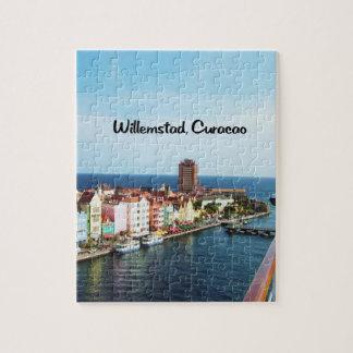 Willemstad Curaçau Quebra-cabeça