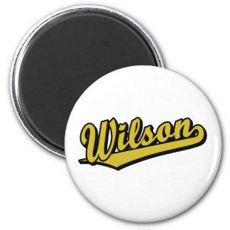 Wilson no ouro imãs