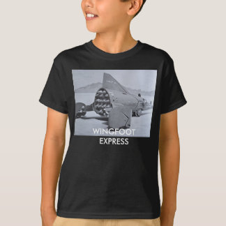 WINGFOOT EXPRESSO T-SHIRT
