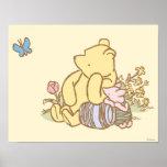 Winnie the Pooh e leitão clássicos 1 Posteres