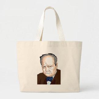 Winston Churchill Bolsa Tote Grande