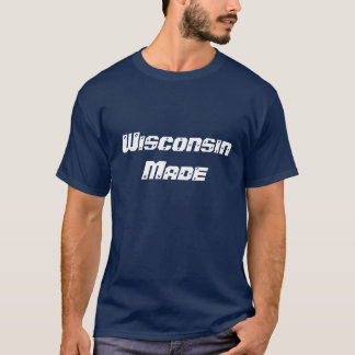 Wisconsin fez a camisa
