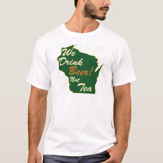 Wisconsin (versão 1) camiseta