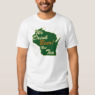 Wisconsin (versão 1) tshirts