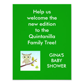 wise-owl-bird-thumb6038453, ajudam-nos a dar convite 10.79 x 13.97cm