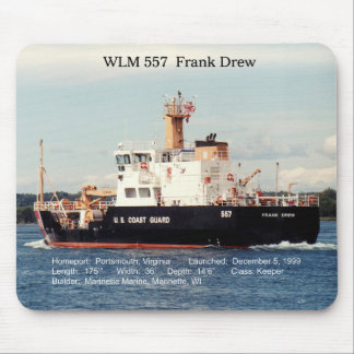 WLM 557 Frank tirou o mousepad