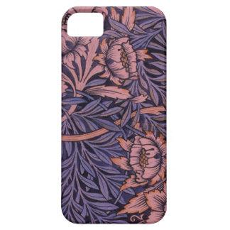 Wm Morris floral em capas de telefone e em cobrir Capa Para iPhone 5
