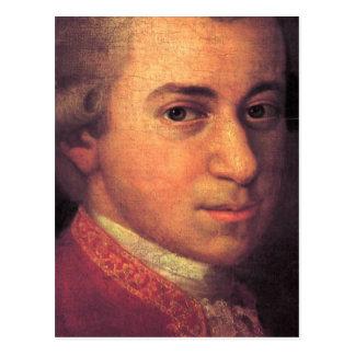 Wolfgang Amadeus Mozart Cartão Postal - wolfgang_amadeus_mozart_cartao_postal-r91ebf13adb0041139e04f2988b1719a3_vgbaq_8byvr_324