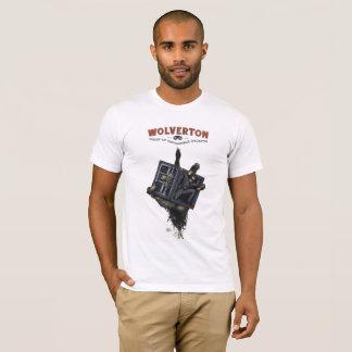 Wolverton, ladrão da camisa impossível dos objetos