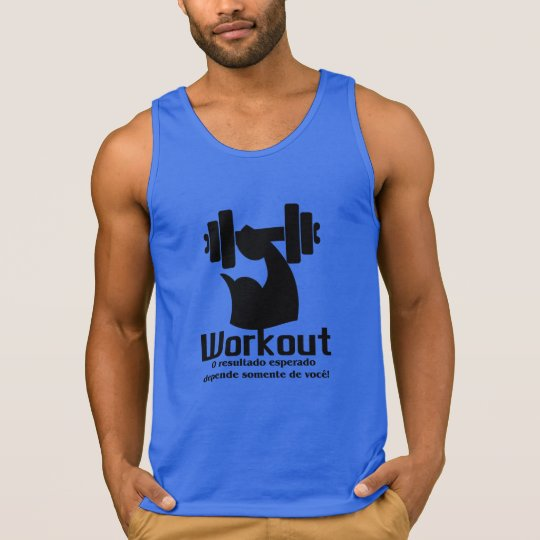 Workout azul