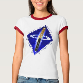 write tem-me Word Camisetas